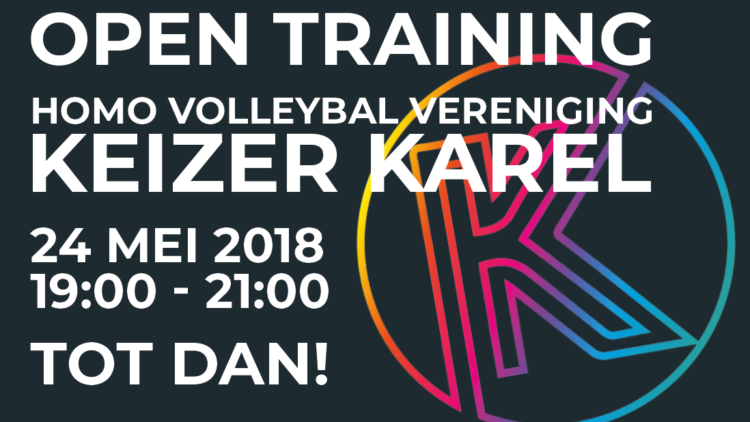 Open training 2018