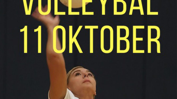 Coming Out Day Volleybal Toernooi